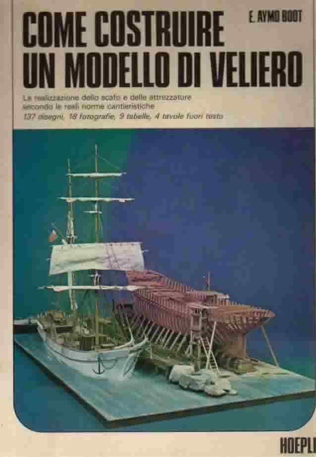 Come costruire un modellino di veliero